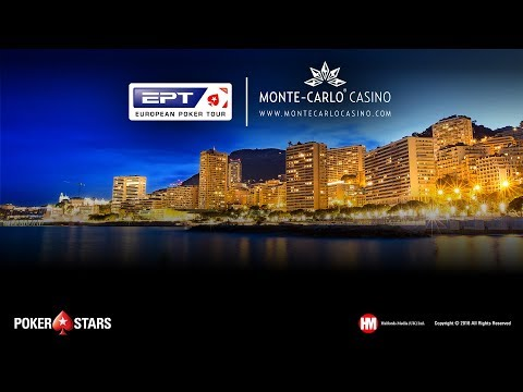 POKERSTARS & MONTE-CARLO©CASINO EPT Main Event, Final Table