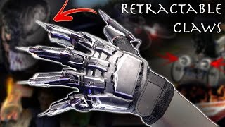 22 Homemade Superhero Gadgets (Black Panther Claws, Jet Bike, Iron Man and More)