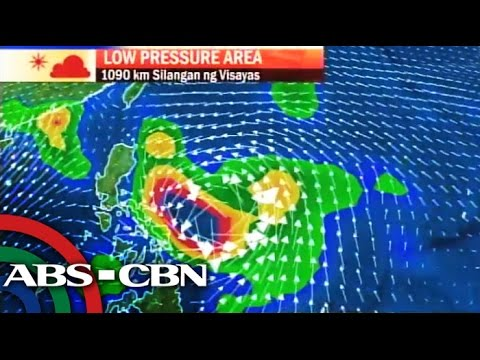 New tropical cyclone brews near Philippines