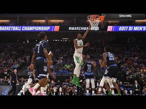 Second Round: Oregon advances to the Sweet 16