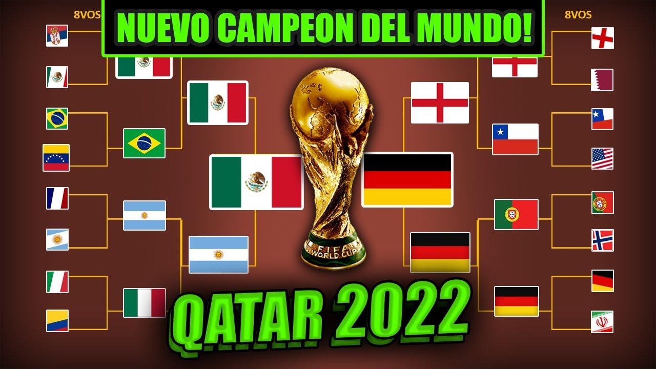 Download Nuevo Campeón del Mundo QATAR 2022 - PRONÓSTICO