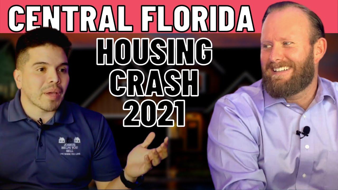 FULL MARKET UPDATE: Central Florida Housing Crash!