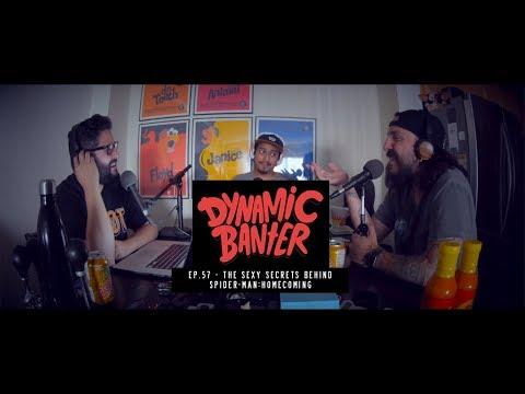 Sexy secrets behind SPIDERMAN: HOMECOMING w Tony Revolori  Dynamic Banter