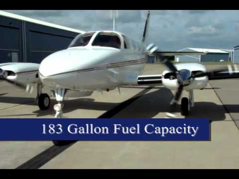Airplane for Sale from WildBlue - 1980 Cessna 340A - SOLD!