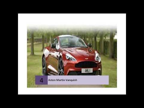 Aston Martin Vanquish - Car And Driver