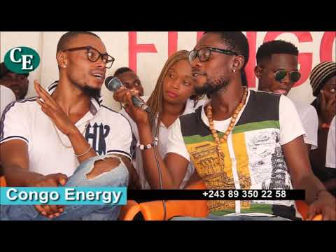 CARESSE ABETI SAMBA ALLLER RETOUR ALOBI ATIKA GROUPE YA ESOBE, Congo Energy