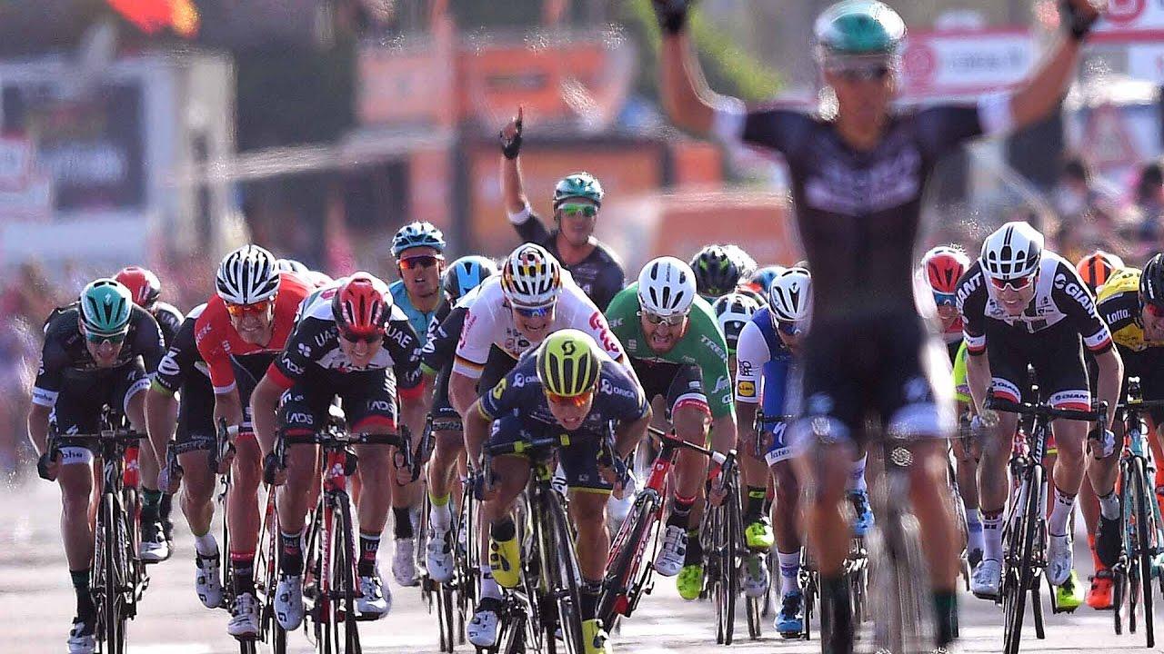 2017 Giro d'Italia - Stage 1 Post Race