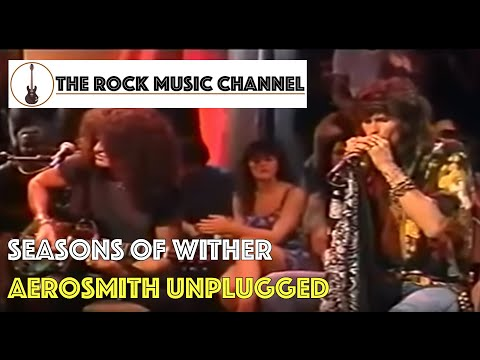 Aerosmith On Mtv Unplugged This Day 1990 Chuck Nowlin