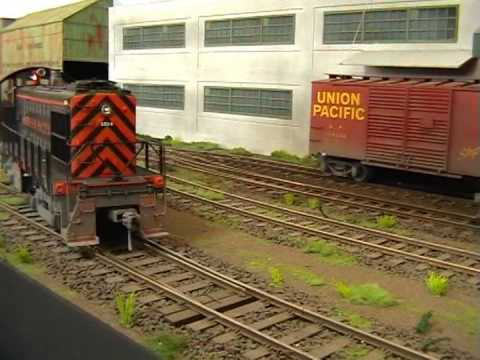 Large Scale Model Rail Exhibition 2009 – Standard Gauge