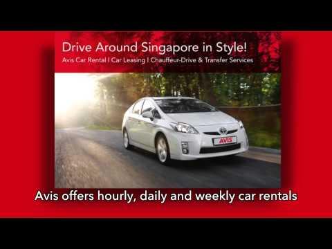 Avis Car Rental Singapore