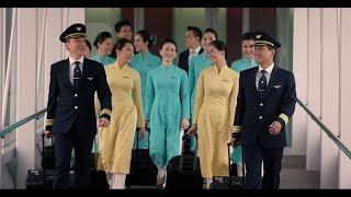 Vietnam Airlines - Golden Lotus -  Sản xuất phim quảng cáo Tứ Vân Media