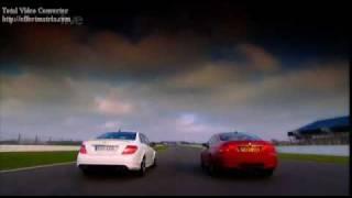 5th Gear - BMW M3 E92 VS Mercedes C63 AMG