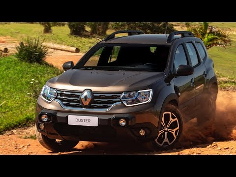 2021 Renault Duster New Facelift For Offroading
