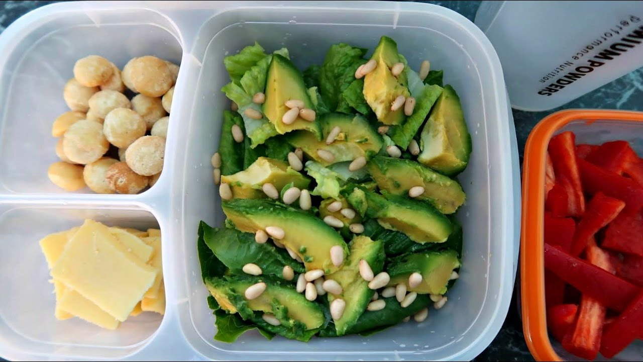 Keto Food To Go Ideas - YouTube