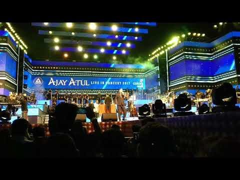 Khel Mandala |(new Lyrics) |Ajay-atul live 2017