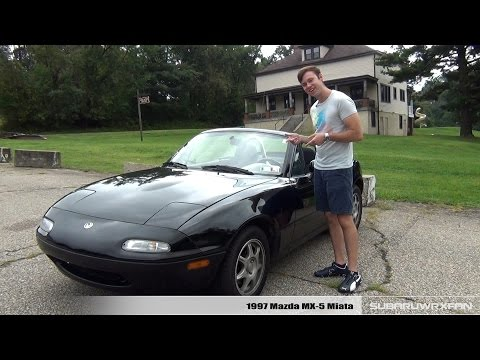 Review: 1997 Mazda MX-5 Miata
