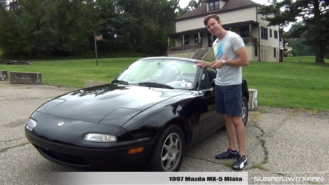 Mazda mx 5 1997