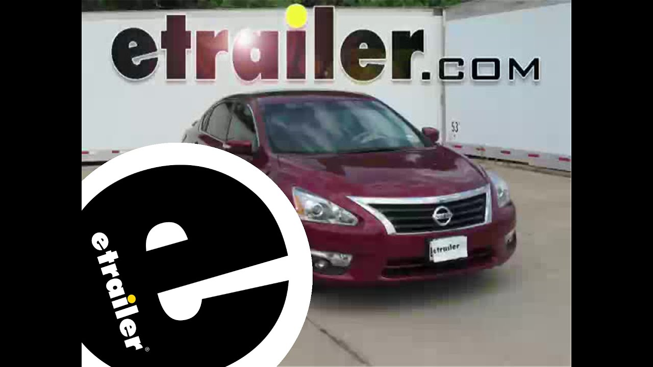 Maxresdefault Installation Of A Trailer Wiring Harness On A  Nissan Altima  Nissan Murano Belt