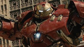Avengers: Age of Ultron Blu-ray Review