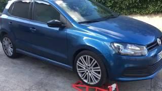 VW Polo 5 Blue GT : Vidange et changement filtre à huile