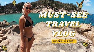 AUSTRALIA TRAVEL VLOG | Part 2 | Queensland