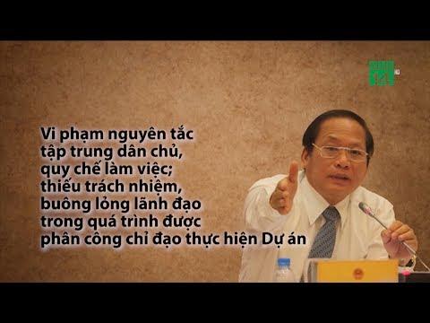 VTC14 | Vi phạm của Bộ trưởng Trương Minh Tuấn là rất nghiêm trọng