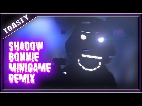 """[SFM FNaF] """"Shadow Bonnie""""  Minigame Remix (Collab)"""