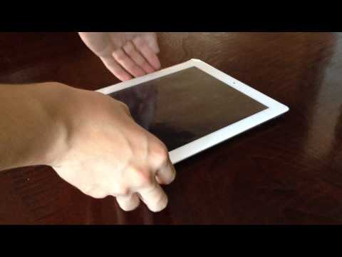 Apple - iPad (3rd Generation) (Wi-Fi + Cellular) White Unboxing