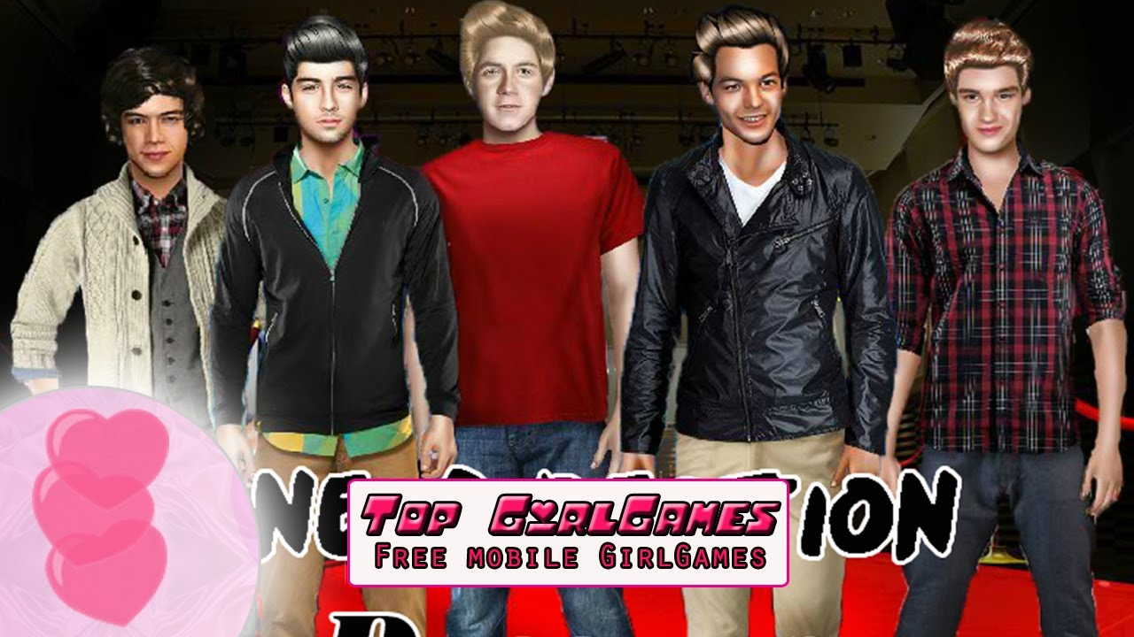 Uncategorized Games One Direction one direction dress up game youtube