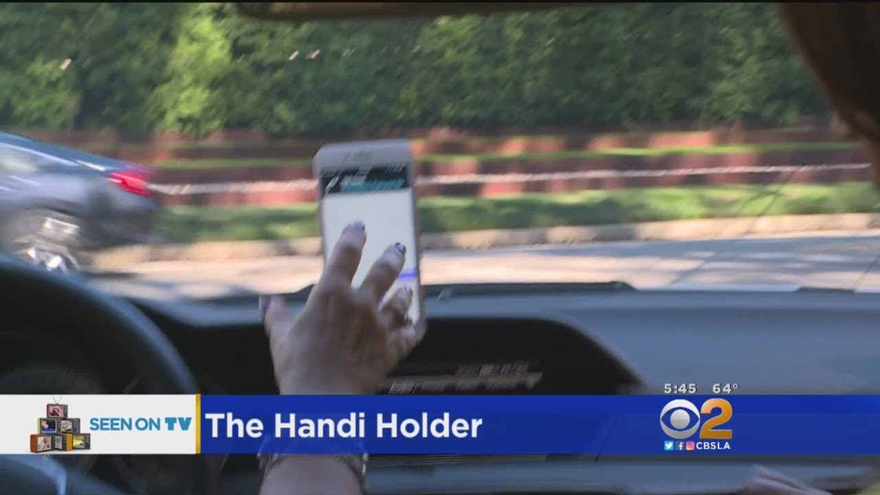 Seen On TV Products, Day 2: The Handi Holder