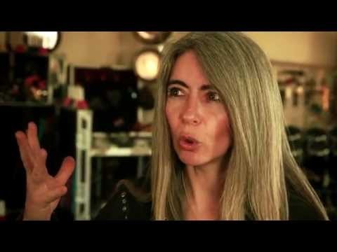 Evelyn Glennie talks triangles (interview preview clip)