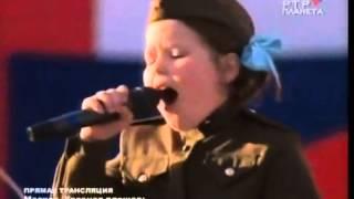 俄罗斯歌曲流行 Sisters Tolmachevy Katyusha, Катюша Den pobedy 2007