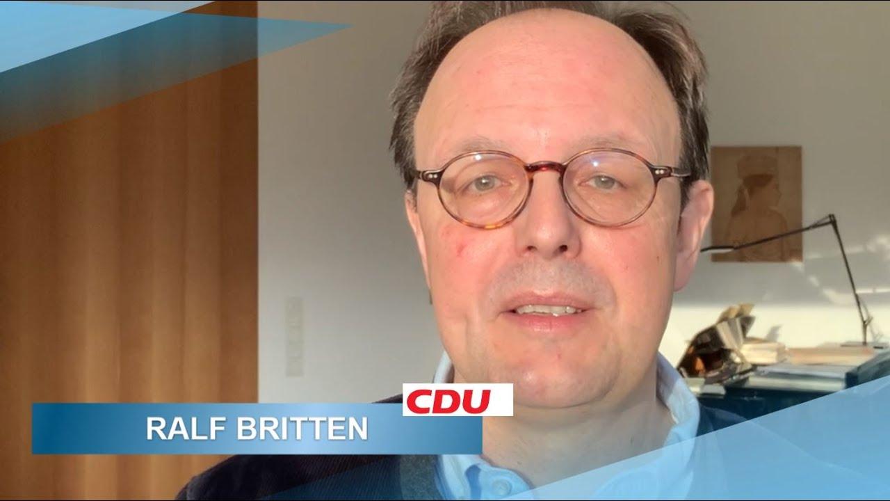 Ralf Britten: Ich unterstütze Michael Ludwig