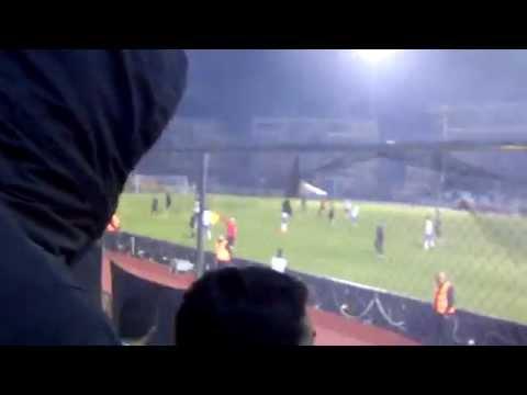 ΠΑΣ Γιαννινα - ΠΑΟΚ κερκιδα 3-0 (18-12-2014)