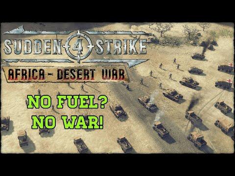Battle of Sidi-Barrani, September 1940 | Sudden Strike 4 (Africa - Desert War) |