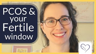 PCOS: Find your fertile window | charting