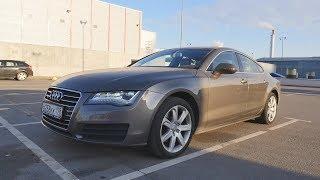 Audi A7(ауди а7).  2010г.  204 силы.  Красивая Зараза.