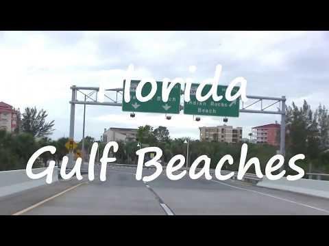 Driving Florida Gulf Beach Towns: Redington, Madeira, Treasure Island