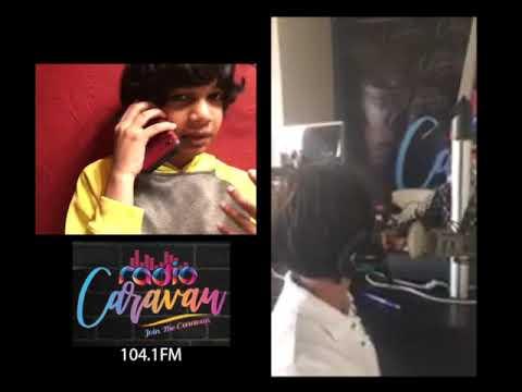 Cruz Albuquerque 1st  Radio Interview
