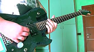 Sing for absolution - Muse Guitar Cover by Luca Nisi - Glastonbury Version