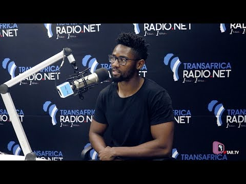 South African Model Tiro Mosete Talks Being Cosmo's Sexiest Male 2017 On MAN TALK With Leroy Marc