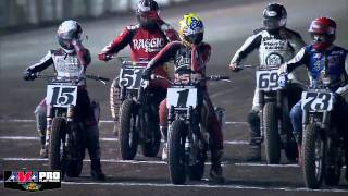 AMA Pro Flat Track Finals 2012 - FULL Race (HD) - Pomona Half-Mile
