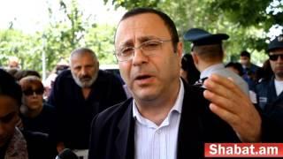 «Կարծես ամեն ինչ նախապես ծրագրված լիներ»  Ժիրայր Սեֆիլյանի գործով դատական նիստը հետաձգվեց