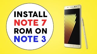 Galaxy Note 3 - Galaxy Note 7 Rom - Install/Flash - Download - AryaMod Rom 2016