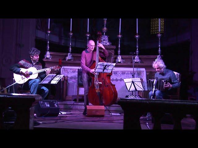 Verbania. Aldo Mella Trio - 24 ottobre 2020