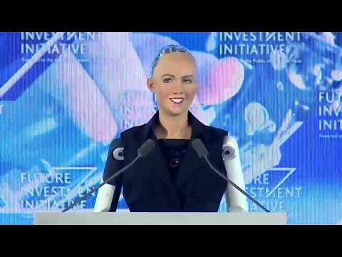 Sofia| First Robot as a Citizen of Saudi Arabia| Artificial Intelligence| Future Perspective