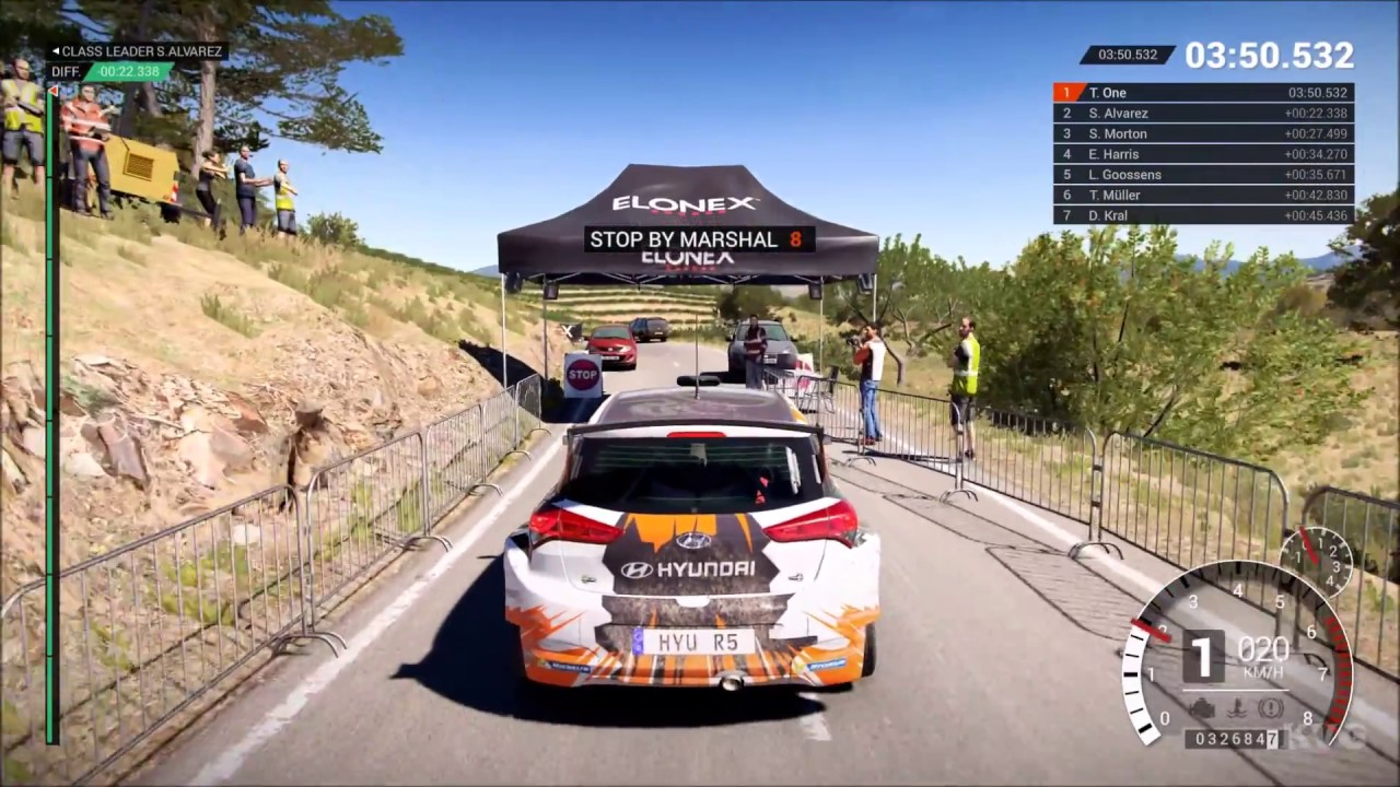 dirt 4 spain gameplay pc hd 1080p60fps youtube. Black Bedroom Furniture Sets. Home Design Ideas
