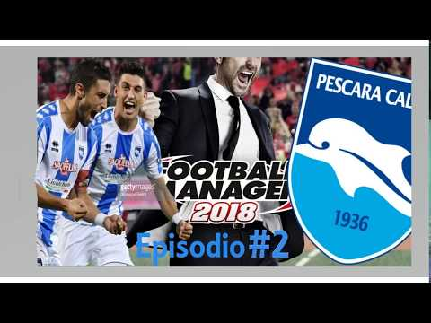 Una Tattica Alla Zdenek Zeman - Carriera Football Manager 2018 - Gameplay Ita #2