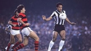 Flamengo 3x2 Atlético MG (01/06/1980) - Final Brasileiro 1980 (Flamengo campeão)