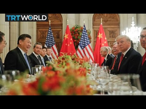 US and China resume trade talks in Beijing | Money Talks